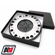 RCM Lightweight Billet Flywheel 5.4kg For Subaru Impreza 5 Speed Push Clutch